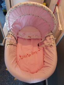 Moses basket and stand if interested please text 07546111006
