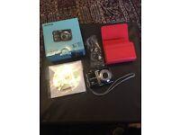 FujiFilm digital camera, accessories and case LIKE NEW