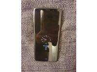Samsung s9 edge mobile phone