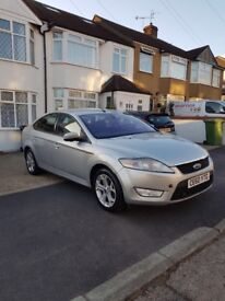 2010 FORD MONDEO SRPORT TDCI 1.8 DIESEL,FULL SERVICE DONE,NEW INJECTORS,NEW MOT.GOOD SET OF TYRES