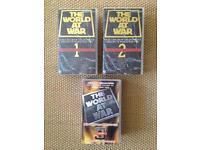 VHS Video Cassettes