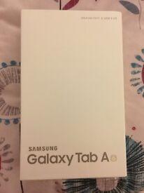 Samsung galaxy tablet 10.1 BNIB in black