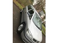 Vauxhall zafira for sale lady owner low mileage