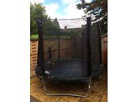 Plum 8ft trampoline