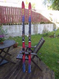 K2 Skis plus bindings