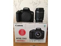 Canon 750D *** Brand New in box Canon 750D *** Comes with a Canon bag worth £35!!
