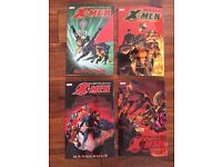 Astonishing x-men. Graphic novels. Excellent condition.