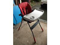 High Chair - Chicco