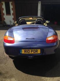 Porsche Boxster 2.5 1997 £4950 ONO