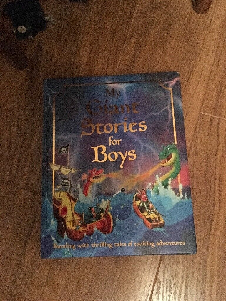 Large Boy's book
