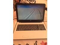 HP Notebook White