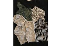 Boys cardigans and jacket bundle