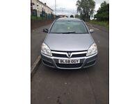 Vauxhall astra 1.3 diesel estate 58plate