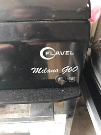 Milano G60 gas oven
