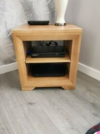 Solid Oak Side Table from Oak Furnitureland