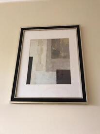 Framed John Lewis print