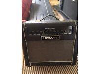 Hiiwatt 25R Guitar amp for sale!