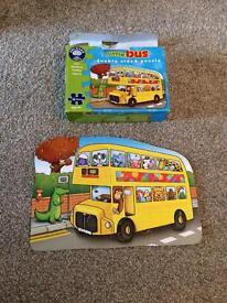 Orchard Toys little Bus Puzzle