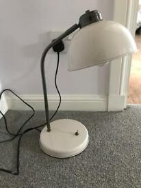 Lovely retro cream lamp from Next