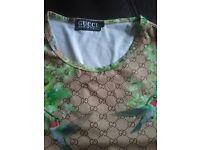 Mens Gucci T shirt medium