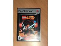 Lego Star Wars platinum edition for PS2