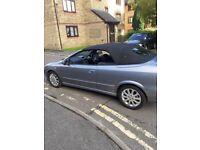 Vauxhall, ASTRA, Convertible, 2003, Manual, 1598 (cc), 2 doors