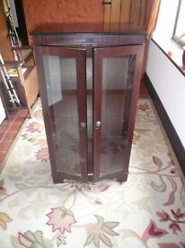 Display Cabinet with internal light