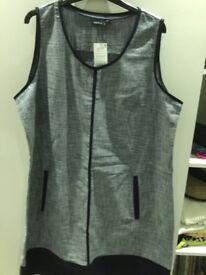 Next linen dress