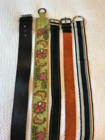 Bundle of Belts Female