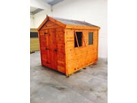 North Street Sheds Ltd We supply and deliver custom made sheds/summerhouses