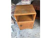 Small retro cupboard