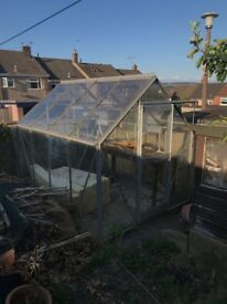 Greenhouse free to collector