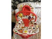 Mamas and Papas baby bouncer