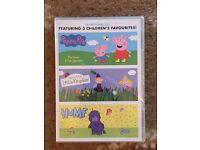 3 Children's Favourites Promotional DVD.