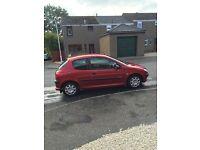 2006 Peugeot 1.4 low miles