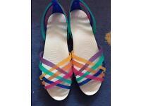 Crocs sandals uk 8