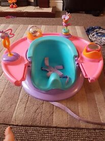 Summer seat and jumperoo