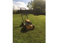 JCB 48S mulcher self-powered petrol mower