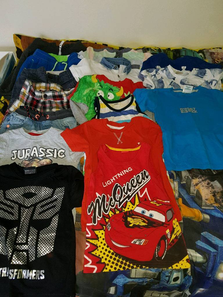 2-3 yrs old boys clothes bundle