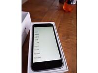 Iphone 6 64gb . Locked to three . Usual wesr and tear full working order
