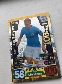 Match Attacks 100 Club
