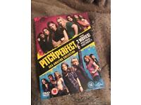 Brand new pitch perfect 1 and 2 DVD box set