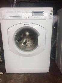 Hotpoint 8 kilo washing machine