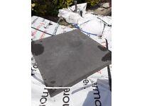 New Tobermore paving slabs