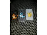 Pokemon phone cases