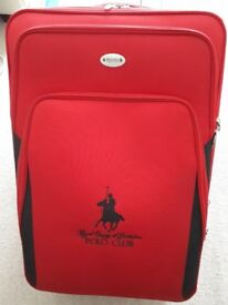 Second hand suitcase for sale immediately