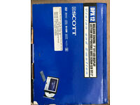 BRAND NEW,,WALKING CINEMA 7*TFD LCD DVD PLAYER