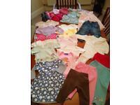 Girls clothes 9-12 months bundle/job lot 25 items £10
