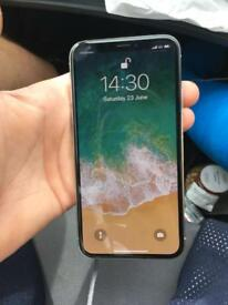 iPhone 64gb silver Vodaphone