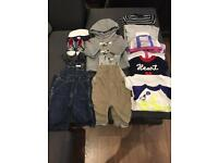 Baby boys bundle 3-6 month